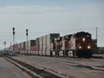 BNSF 4172 West